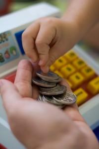 Niños y dinero