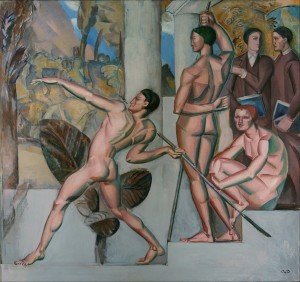 Georg_Pauli_-_Mens_sana_in_corpore_sano_-_Google_Art_Project