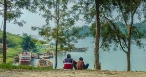 Orillas del lago Kivu, en Kibuye. MARÍA PRIETO